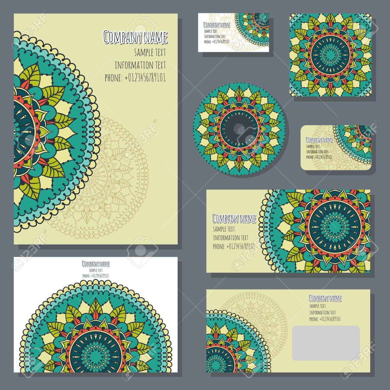 Set of templates for cd discs envelopes notebooks credit card set of templates for cd discs envelopes notebooks credit card business card stopboris Images