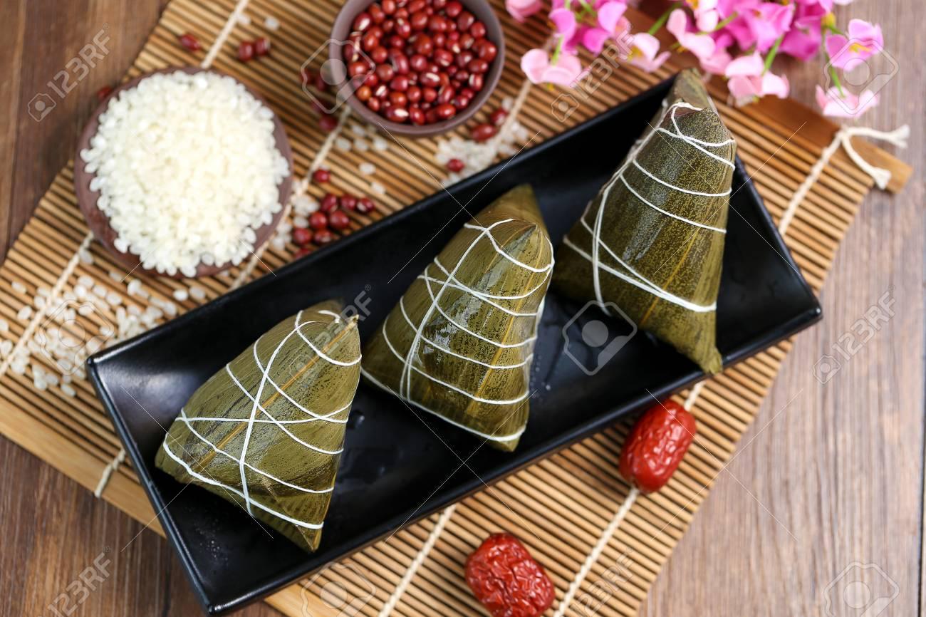 Dragon Boat Festival rice dumpling - 54406439