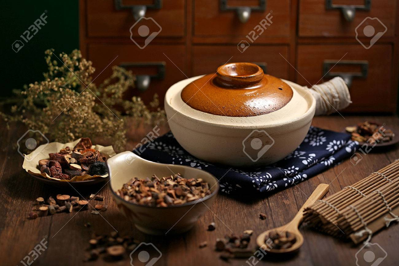 Traditional Chinese medicine - 56921559