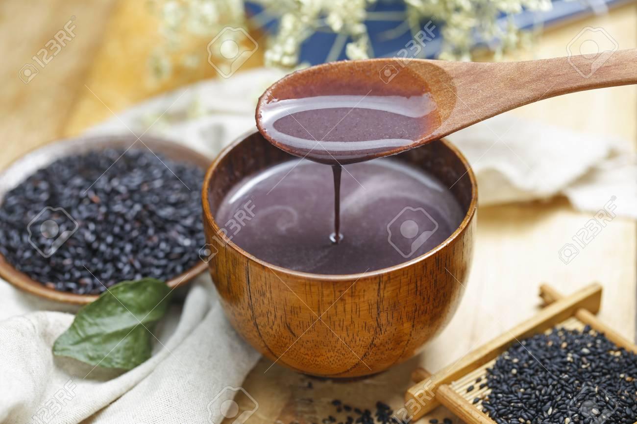 Black sesame paste - 71312850