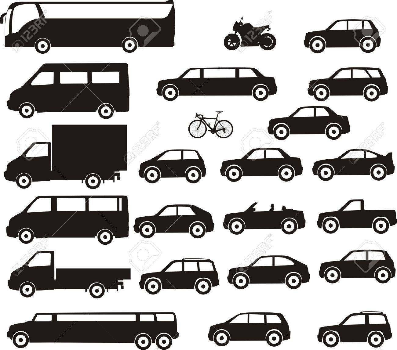 Urban Transport Royalty Free Cliparts Vectors And Stock