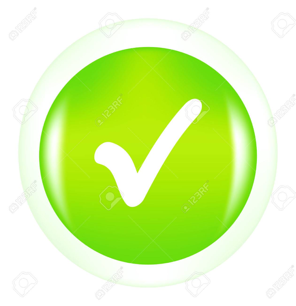 yes button Stock Vector - 5918168