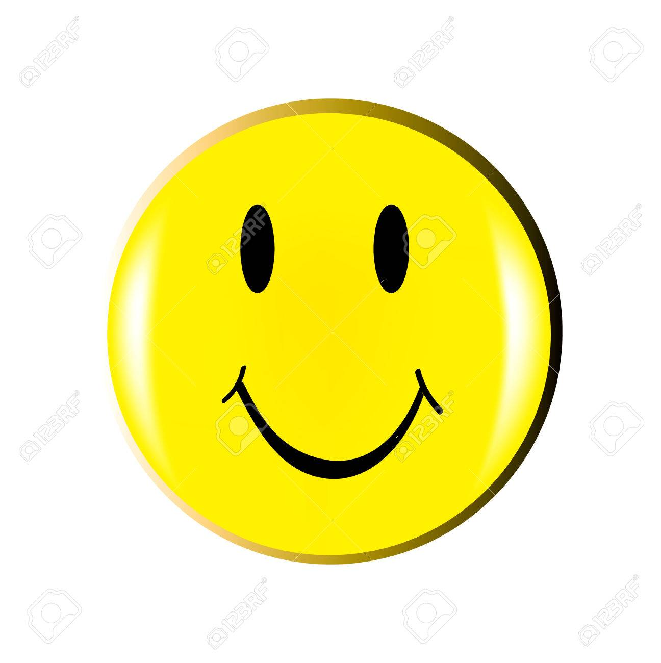 Nice illustration of happy face isolated on white background nice illustration of happy face isolated on white background 5999832 voltagebd Gallery