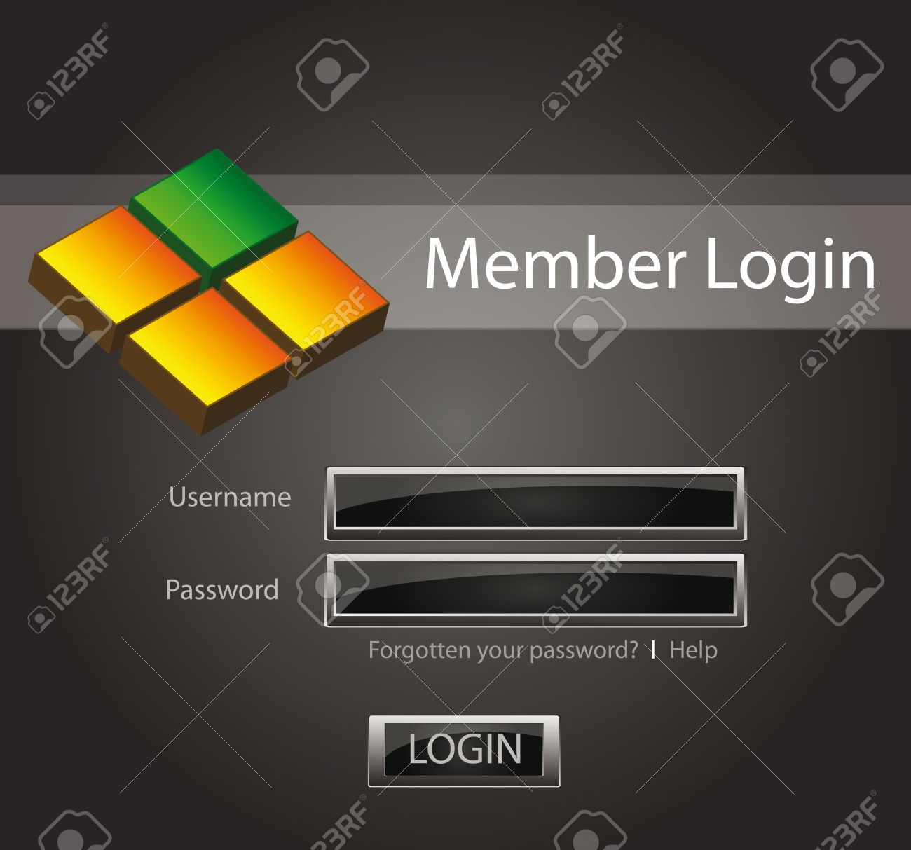 Login Forms Background Login Background With Glossy