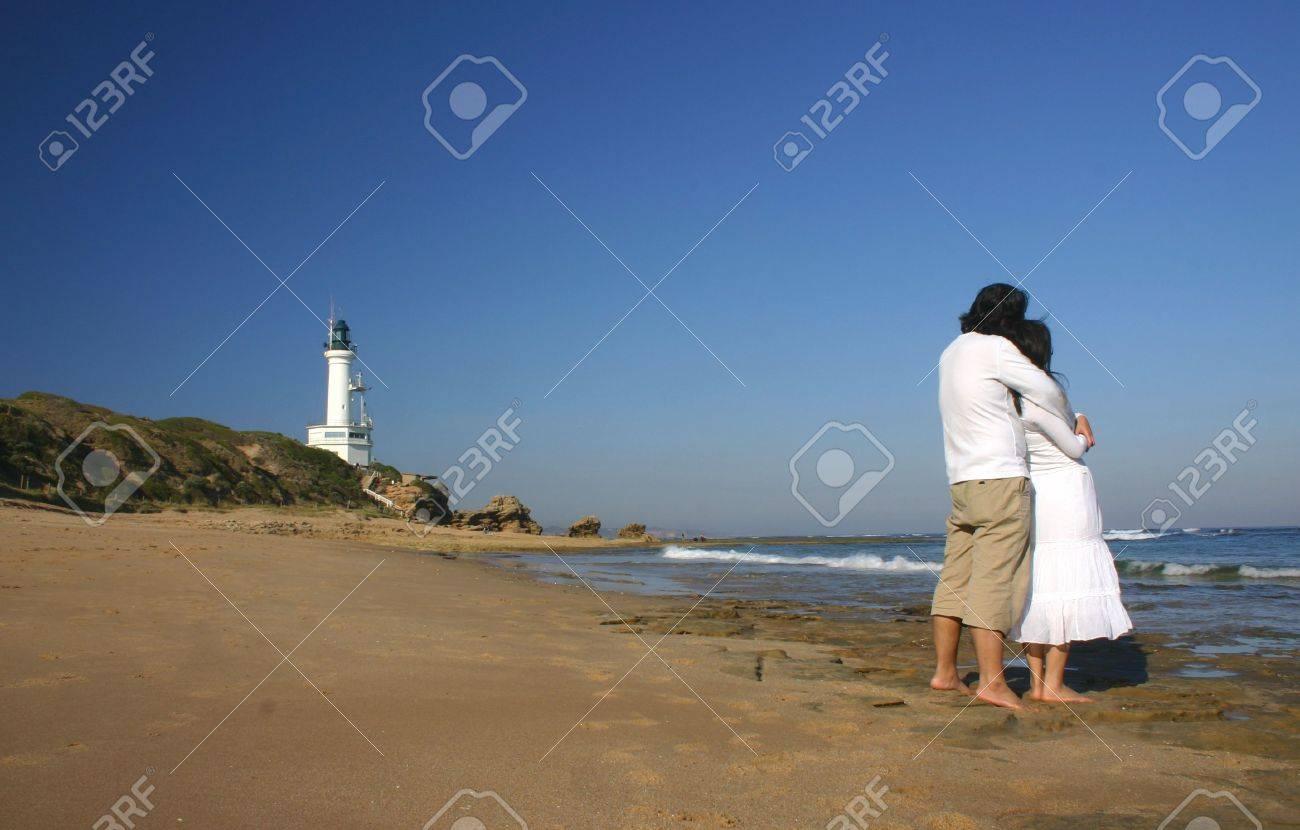 All Couples Love Beaches Stock Photo - 240316