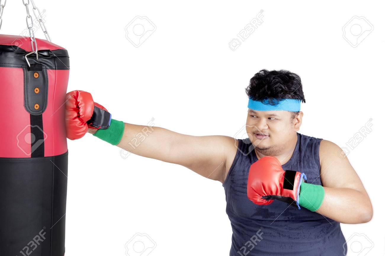 dieta para descender de inquietud con boxeo