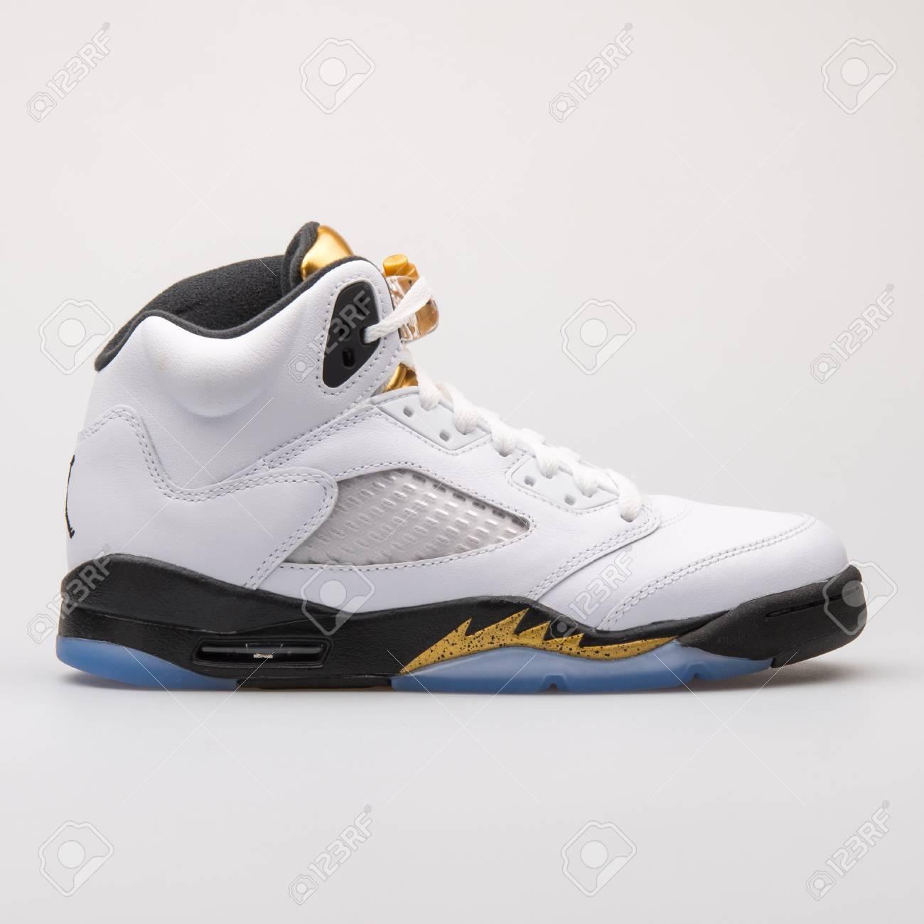 2017: Nike Air Jordan 5 Retro BG White