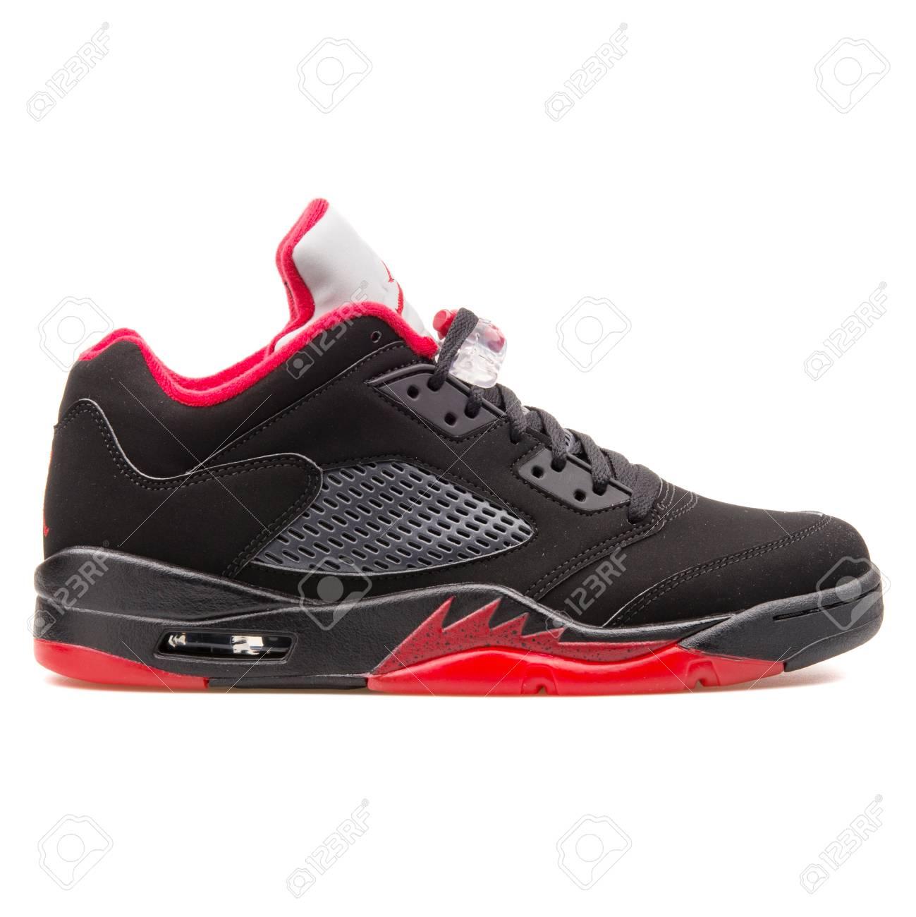 reputable site 85217 5c70b VIENNA, AUSTRIA - JUNE 14, 2017: Nike Air Jordan 5 Retro Low..