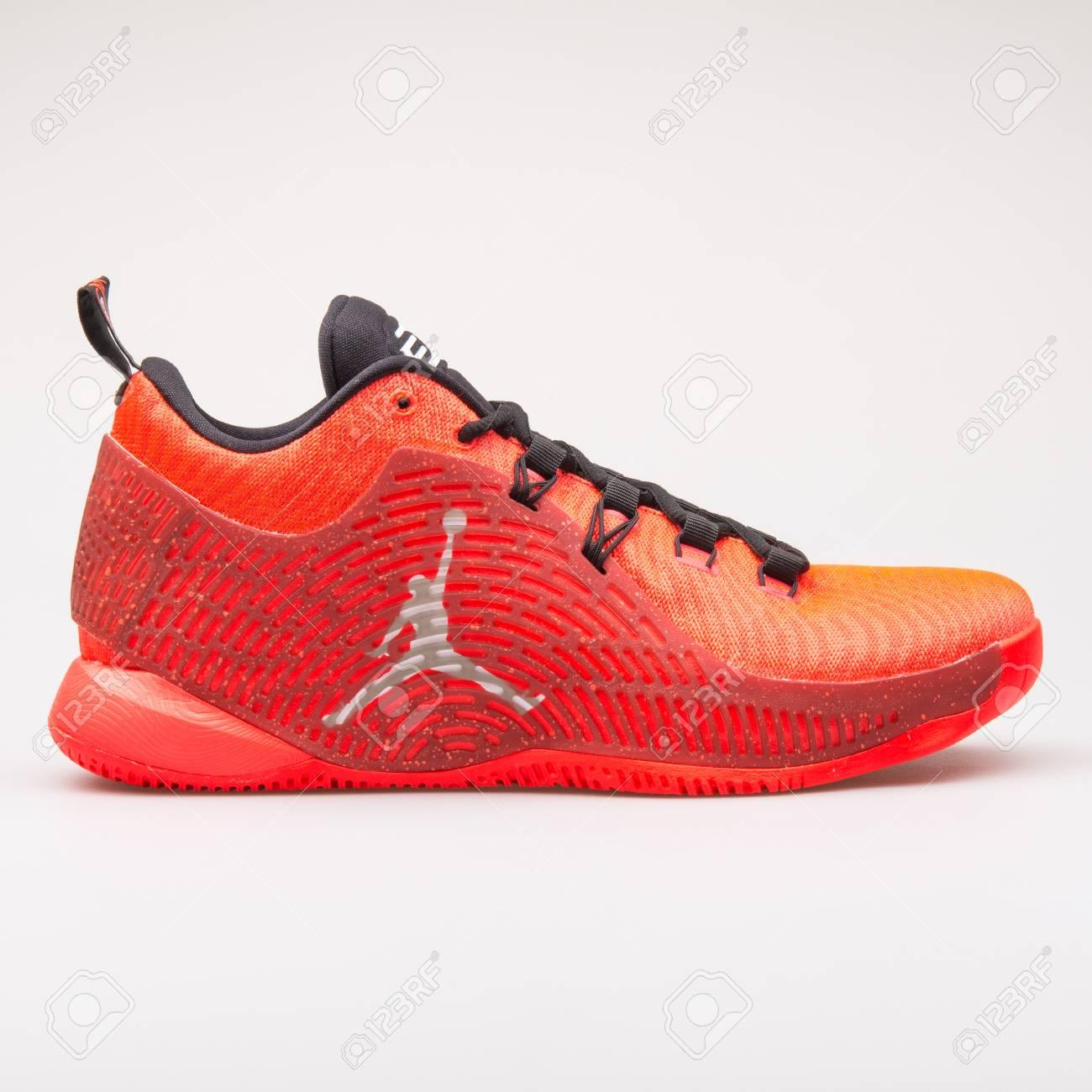 Nike Jordan CP3X Red Sneaker.. Stock