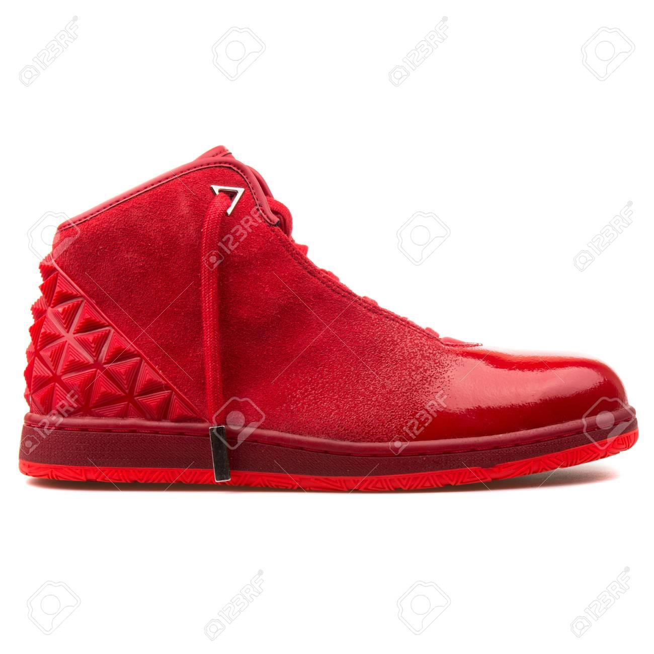 Nike Jordan Instigator Red Sneaker