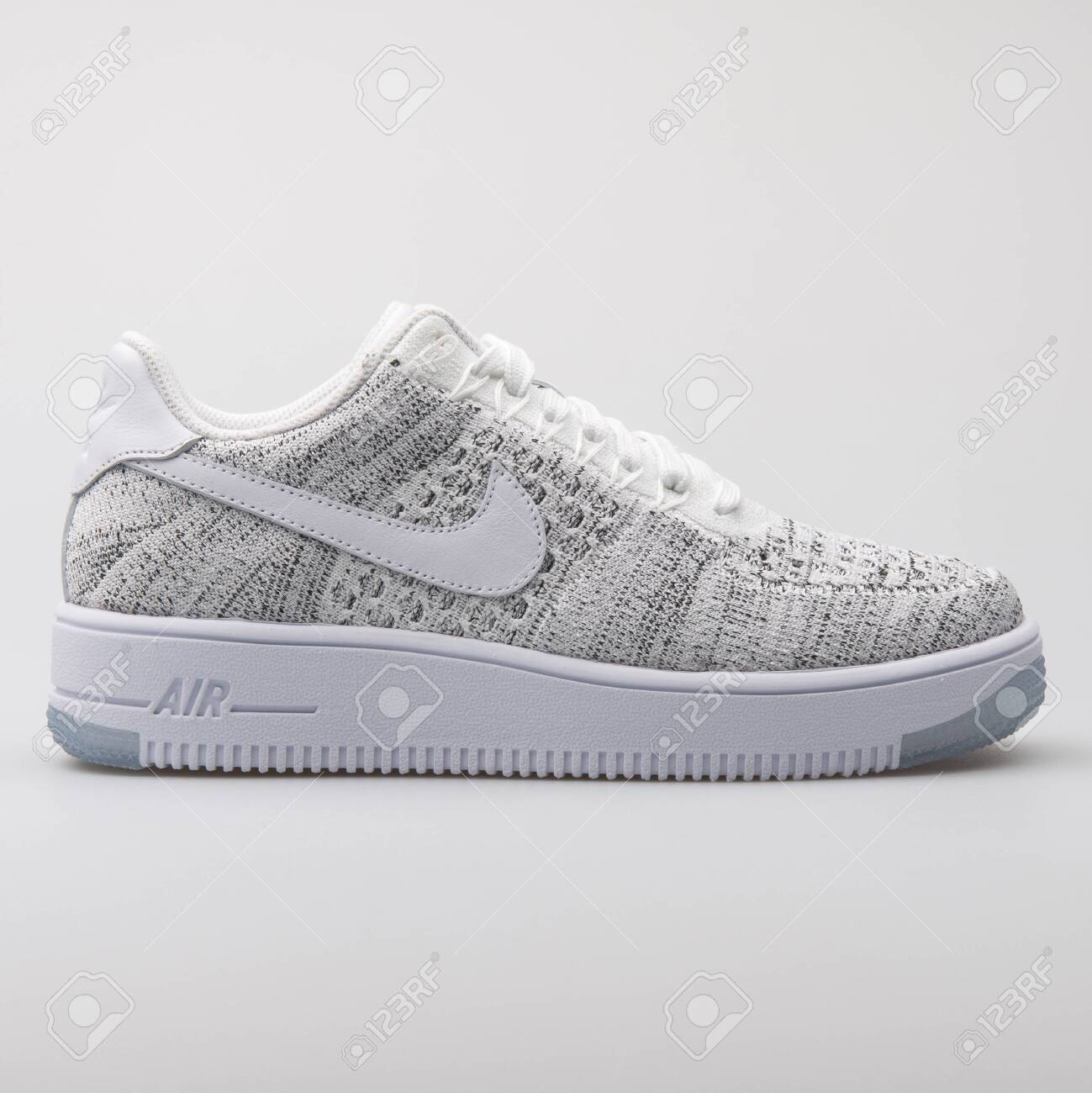 sale retailer 70955 f975f VIENNA, AUSTRIA - AUGUST 7, 2017: Nike Air Force 1 Flyknit Low..