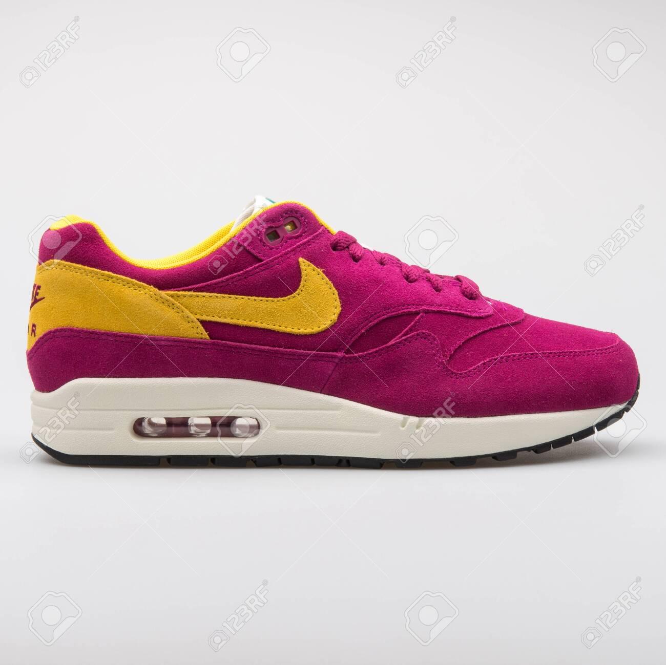 Nike Air Max 1 Premium Purple.. Stock