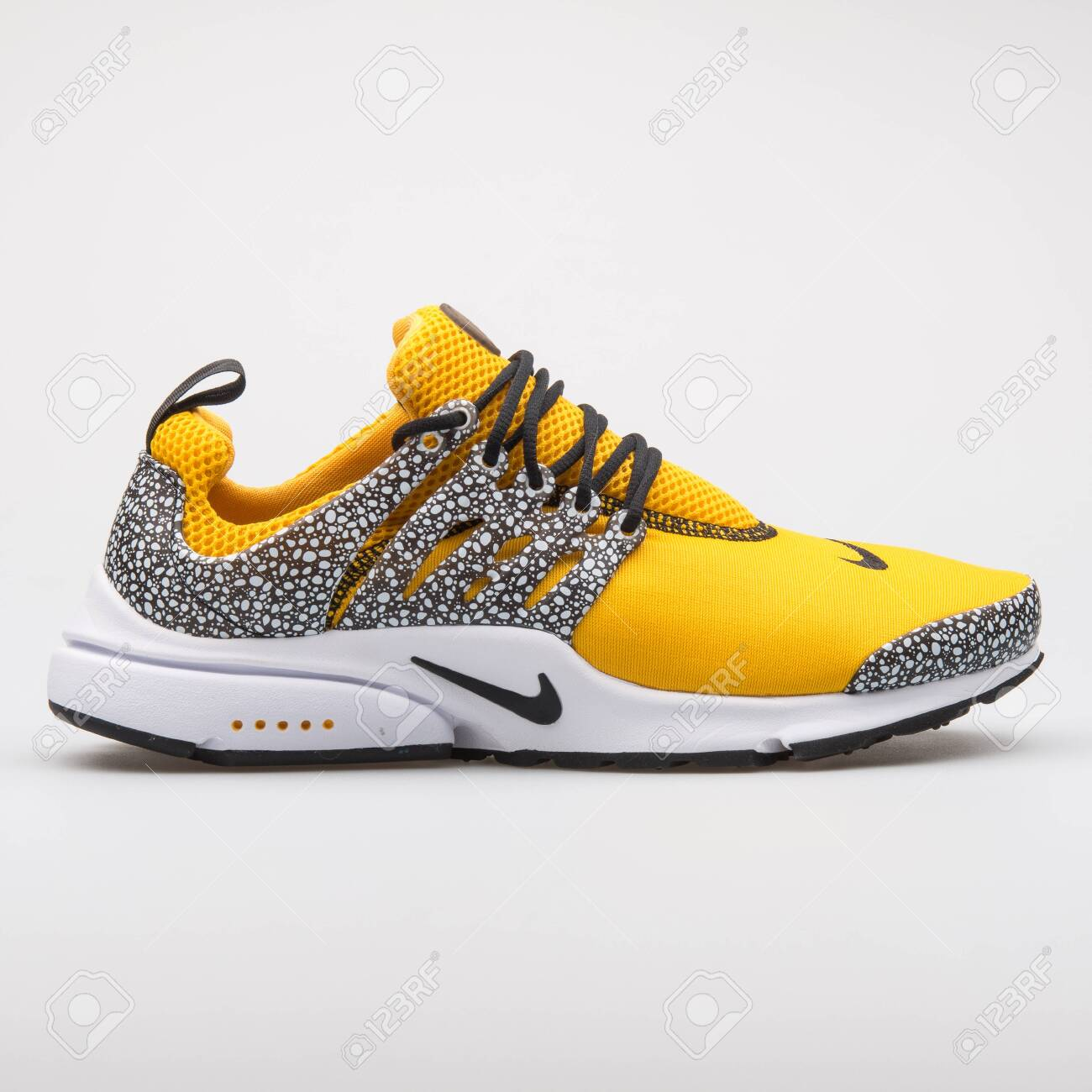 pretty cheap top fashion finest selection VIENNA, AUSTRIA - AUGUST 7, 2017: Nike Air Presto QS yellow and..