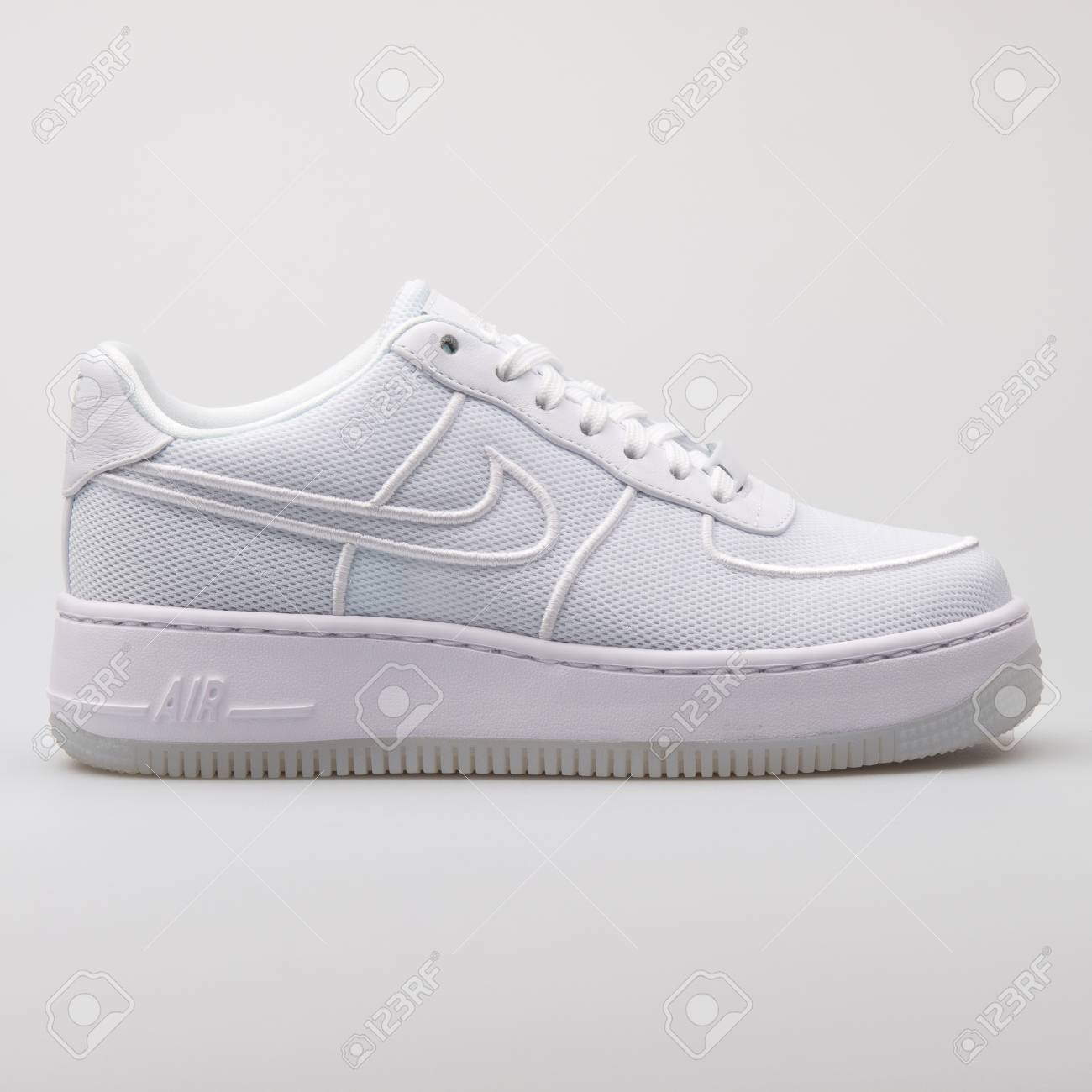 wholesale dealer f0d1a 509e2 VIENNA, AUSTRIA - AUGUST 7, 2017: Nike Air Force 1 Low Upstep..