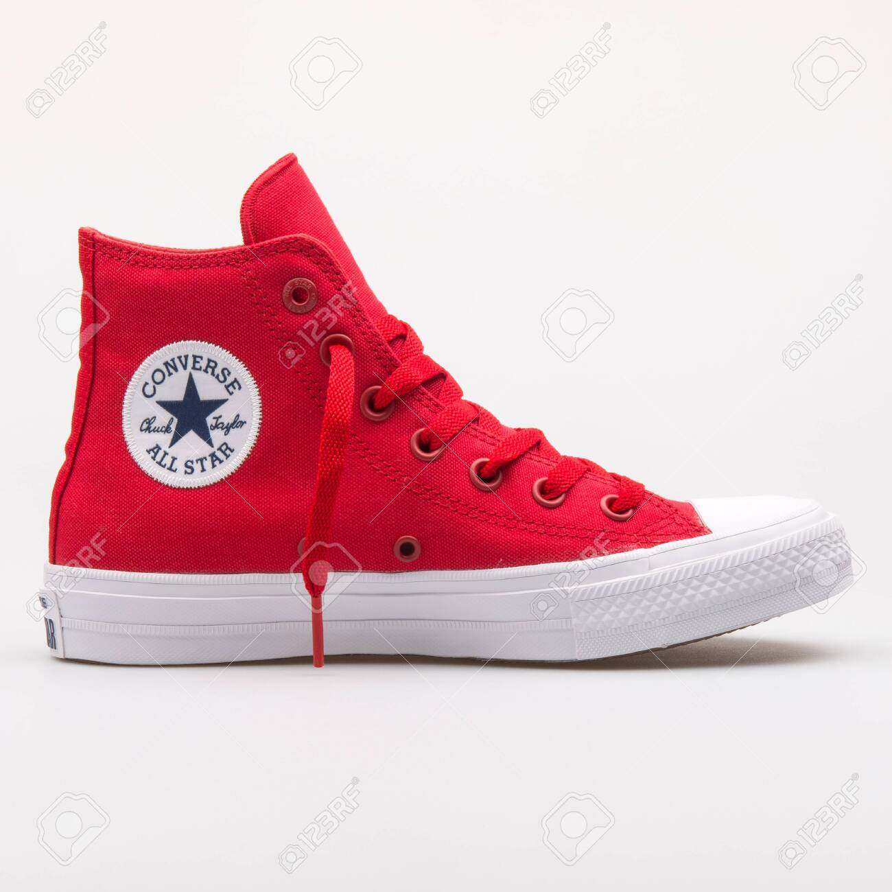 converse chuck ii red - 61% OFF