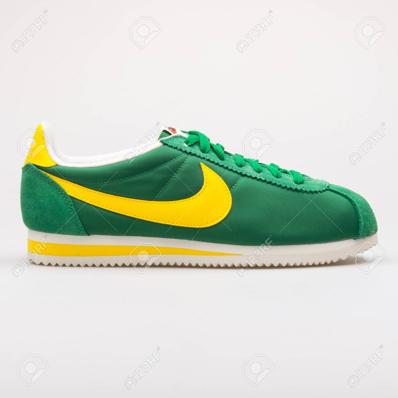 Nike Classic Cortez Nylon.. Stock Photo