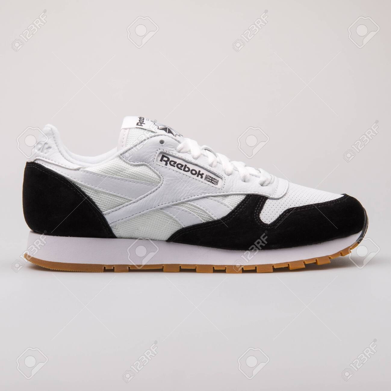 VIENNA, AUSTRIA AUGUST 28, 2017: Reebok Classic Leather SPP..