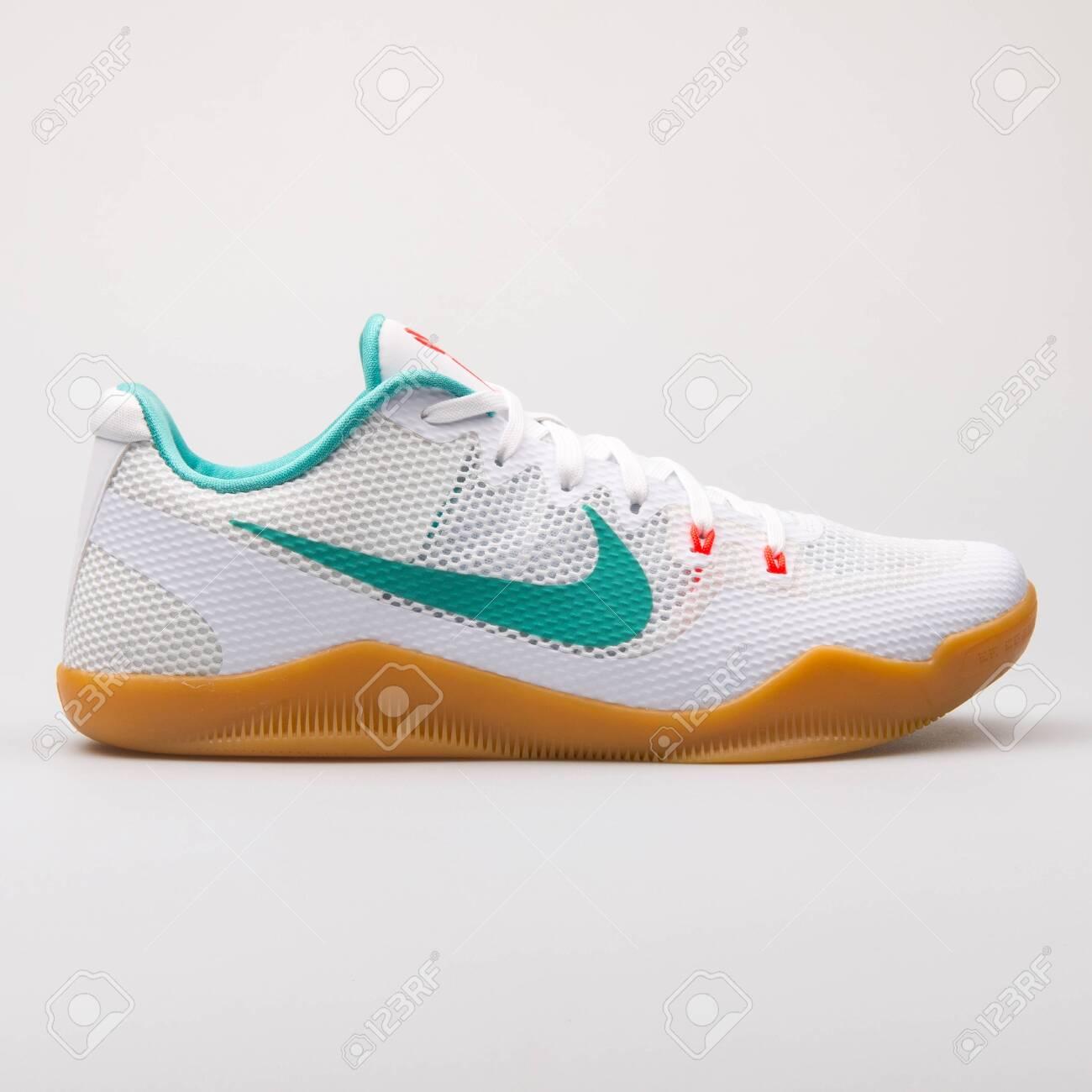 Nike Kobe XI White And Green.. Stock