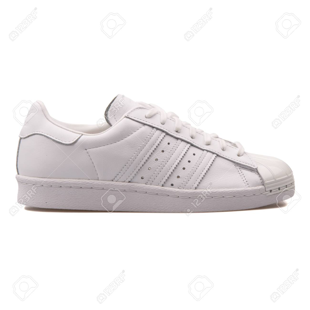 newest collection 53b9f 9cccc VIENNA, AUSTRIA - AUGUST 30, 2017: Adidas Superstar 80s Metal..
