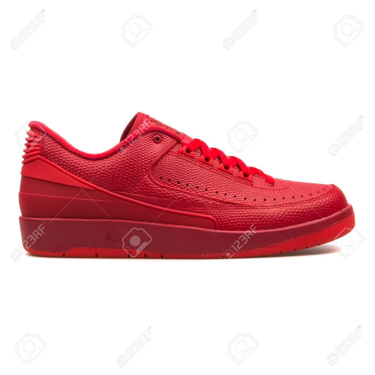 best sneakers b21cf 888df VIENNA, AUSTRIA - AUGUST 10, 2017: Nike Air Jordan 2 Retro Low..