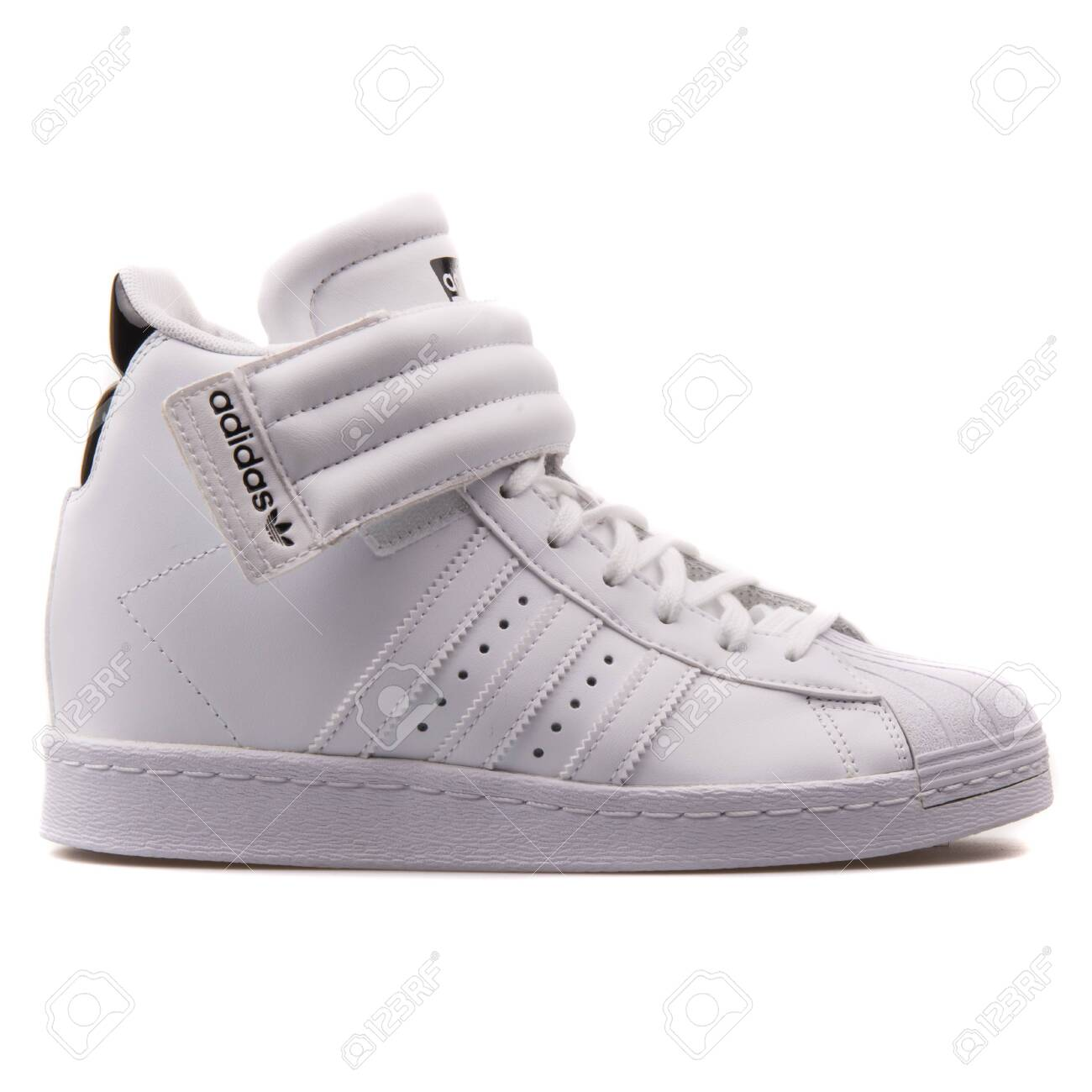 adidas superstar up black and white