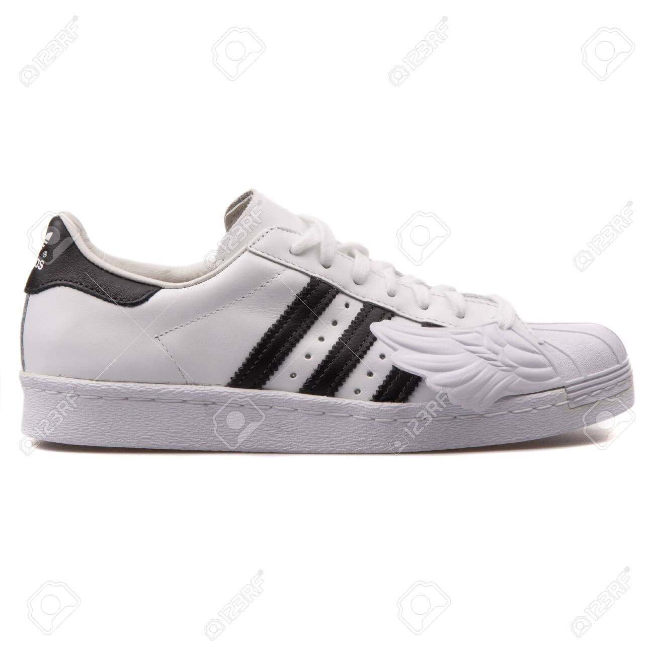 Adidas white and black wing shoes | Adidas sneaker, Adidas