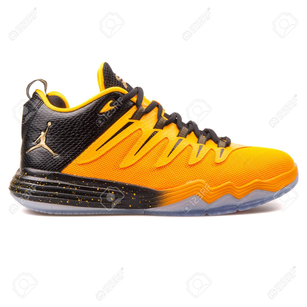 Nike Jordan CP3 IX Orange Sneaker