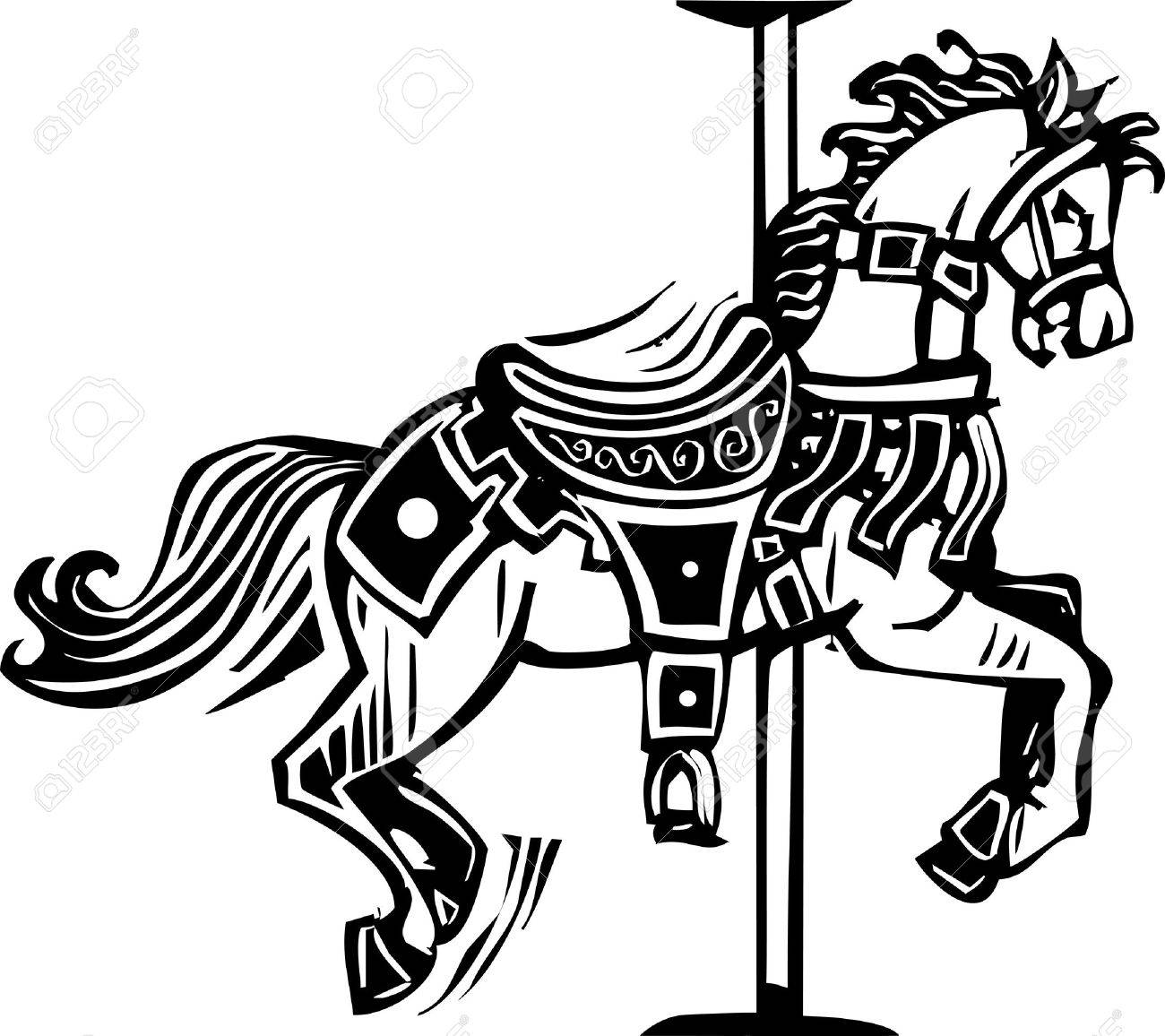 carousel horse stock photos u0026 pictures royalty free carousel