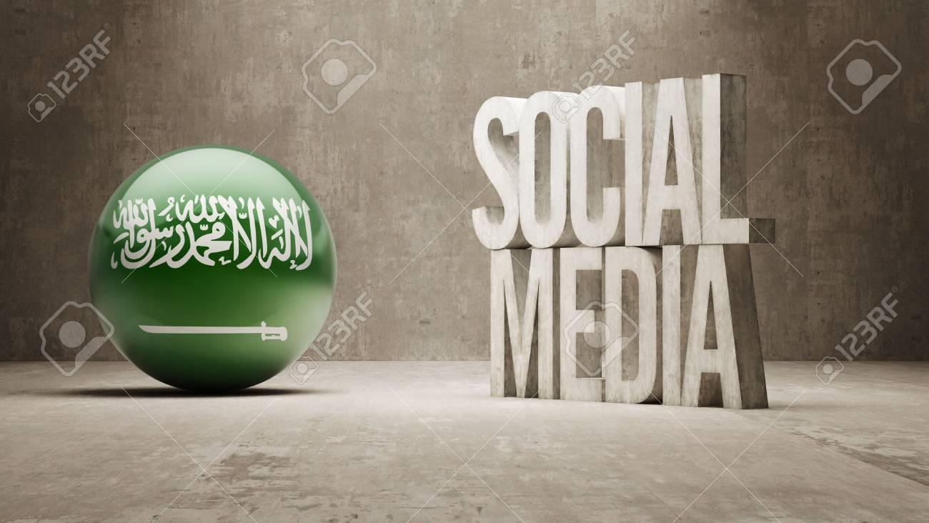 Saudi Arabia Social Media
