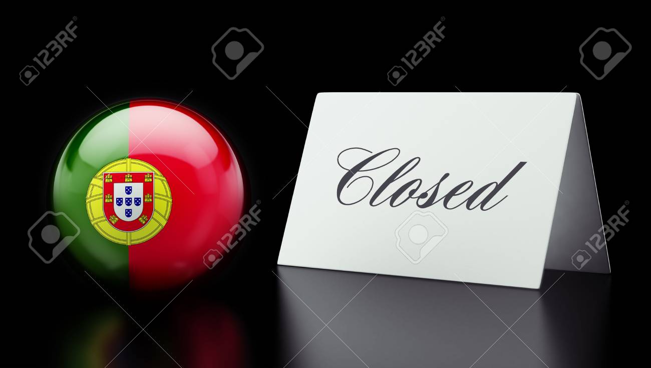 Portugal High Resolution Closed Concept Stock Photo - 28843239