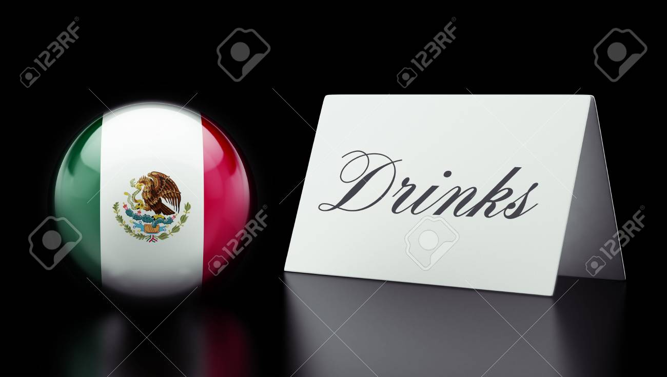Mexico High Resolution Drinks Concept Stock Photo - 28895597