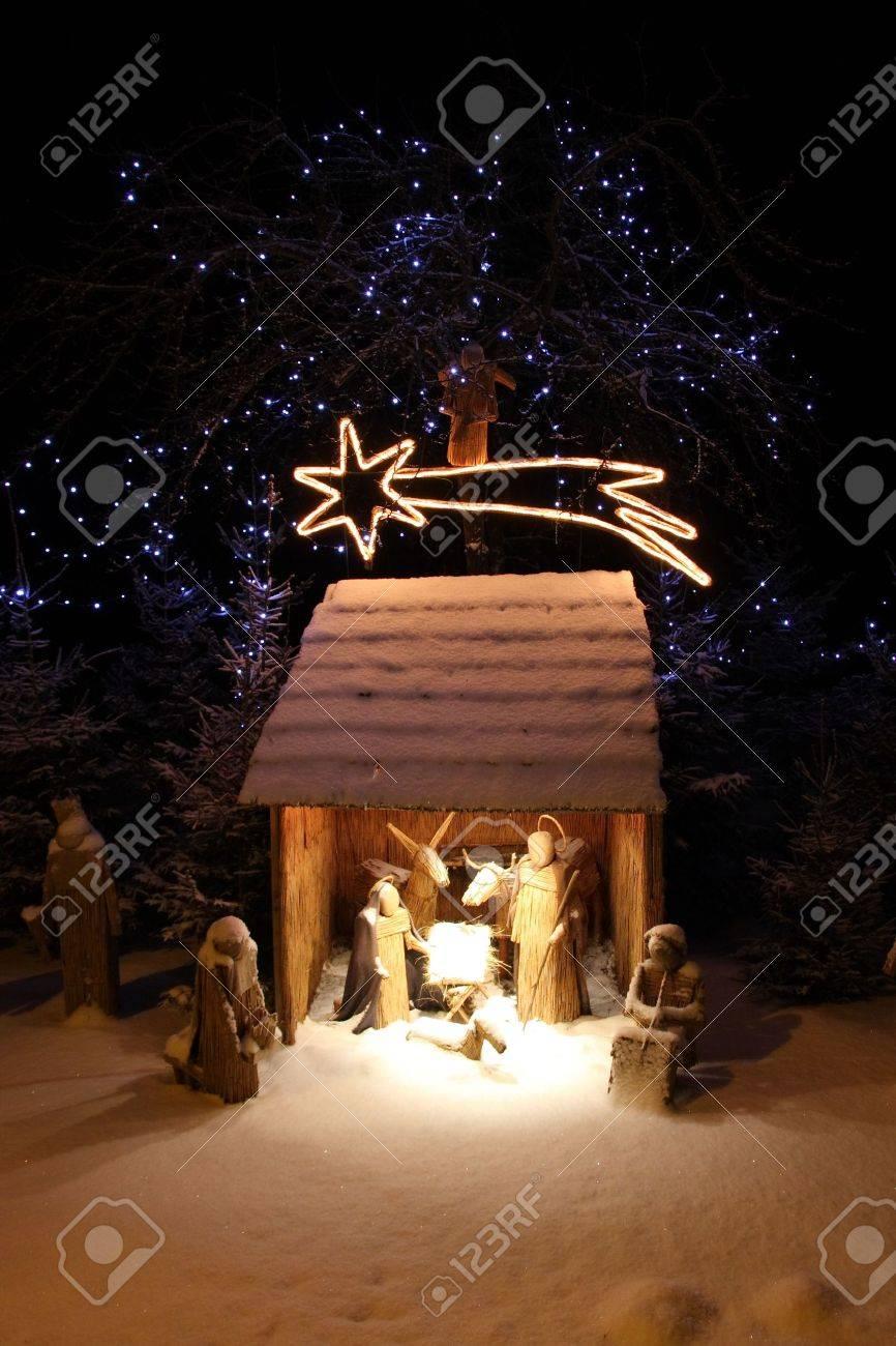 Nativity scene Stock Photo - 6201676