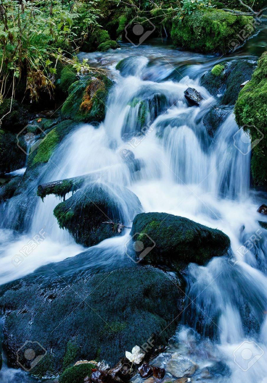 Mountain River Stock Photo - 10805543