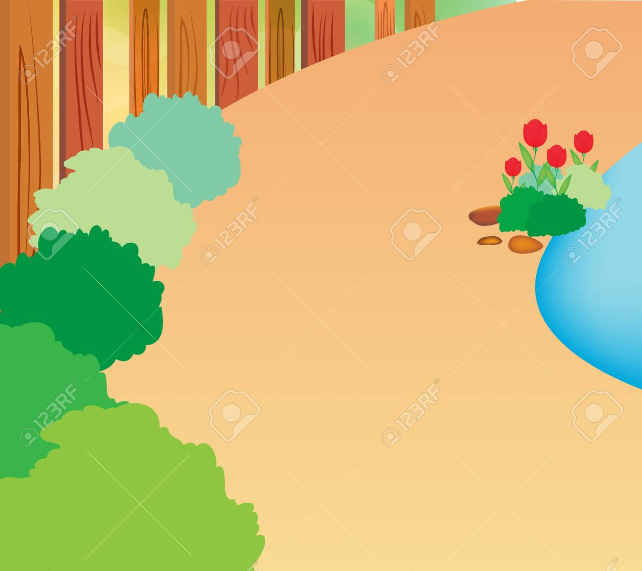 This is a background Stock Vector - 18381429