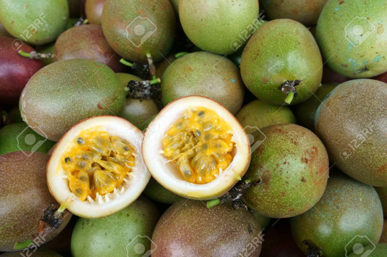 パッション フルーツ 栄養
