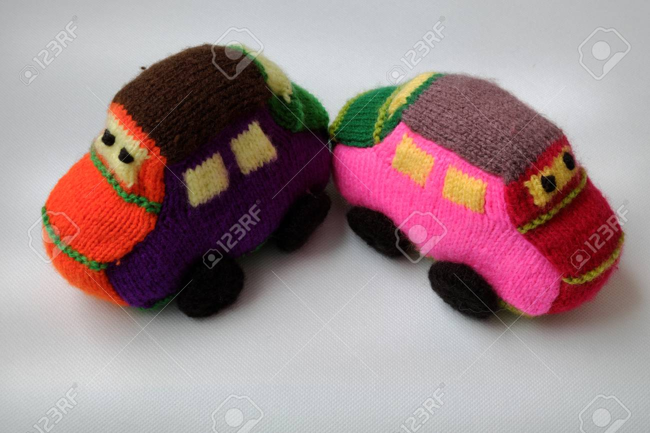 How to knit by car 46