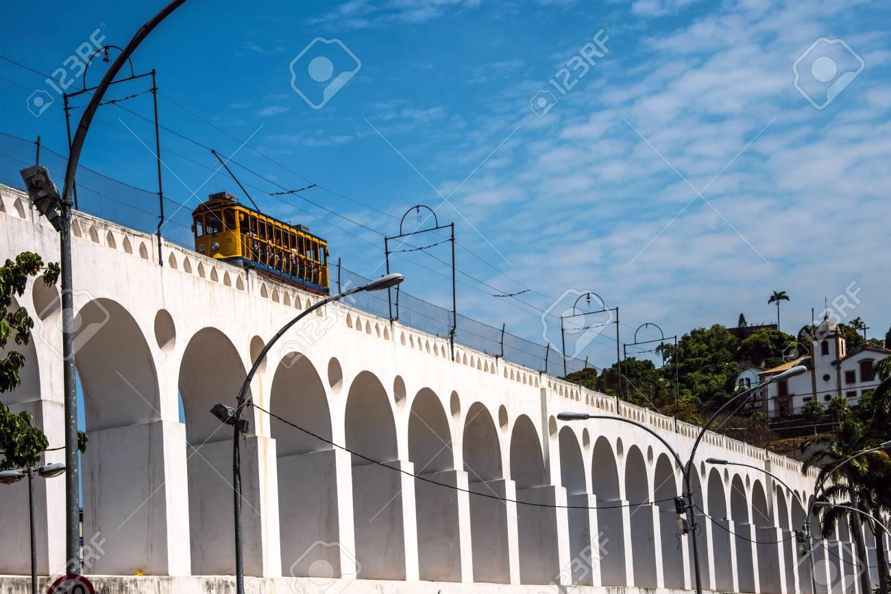 Rio De Janeiro Februar 19 2016 Nach Vielen Jahren In Rio De