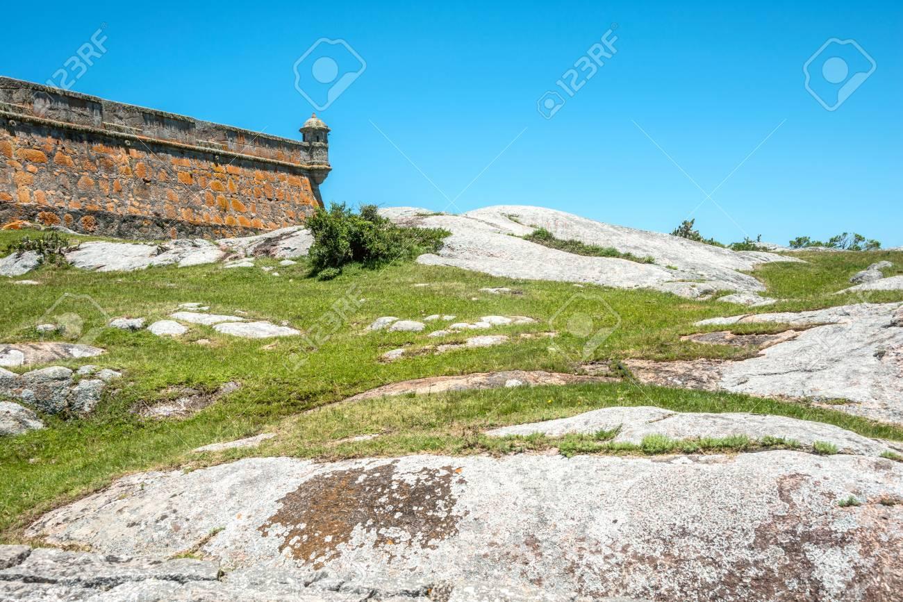 Santa Teresa fort. Rocha, near the brazilian border, Uruguay - 82939915