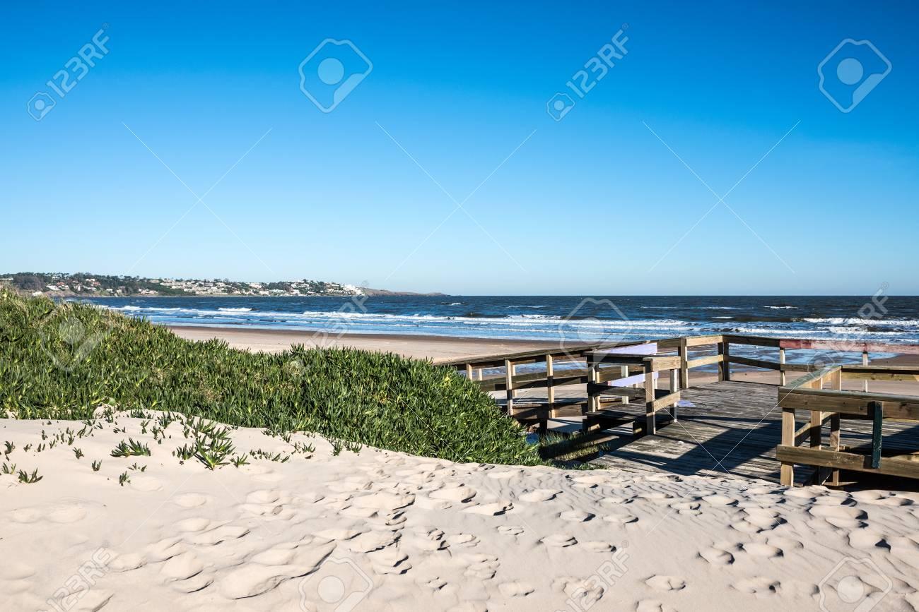 Portezuelo and Salanas Beach near Punta del Este, Atlantic Coast, Uruguay - 82940117