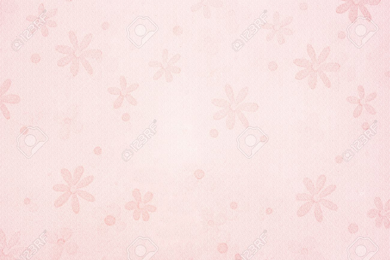 ヴィンテージのピンクの花背景 ロイヤリティーフリーフォト ピクチャー