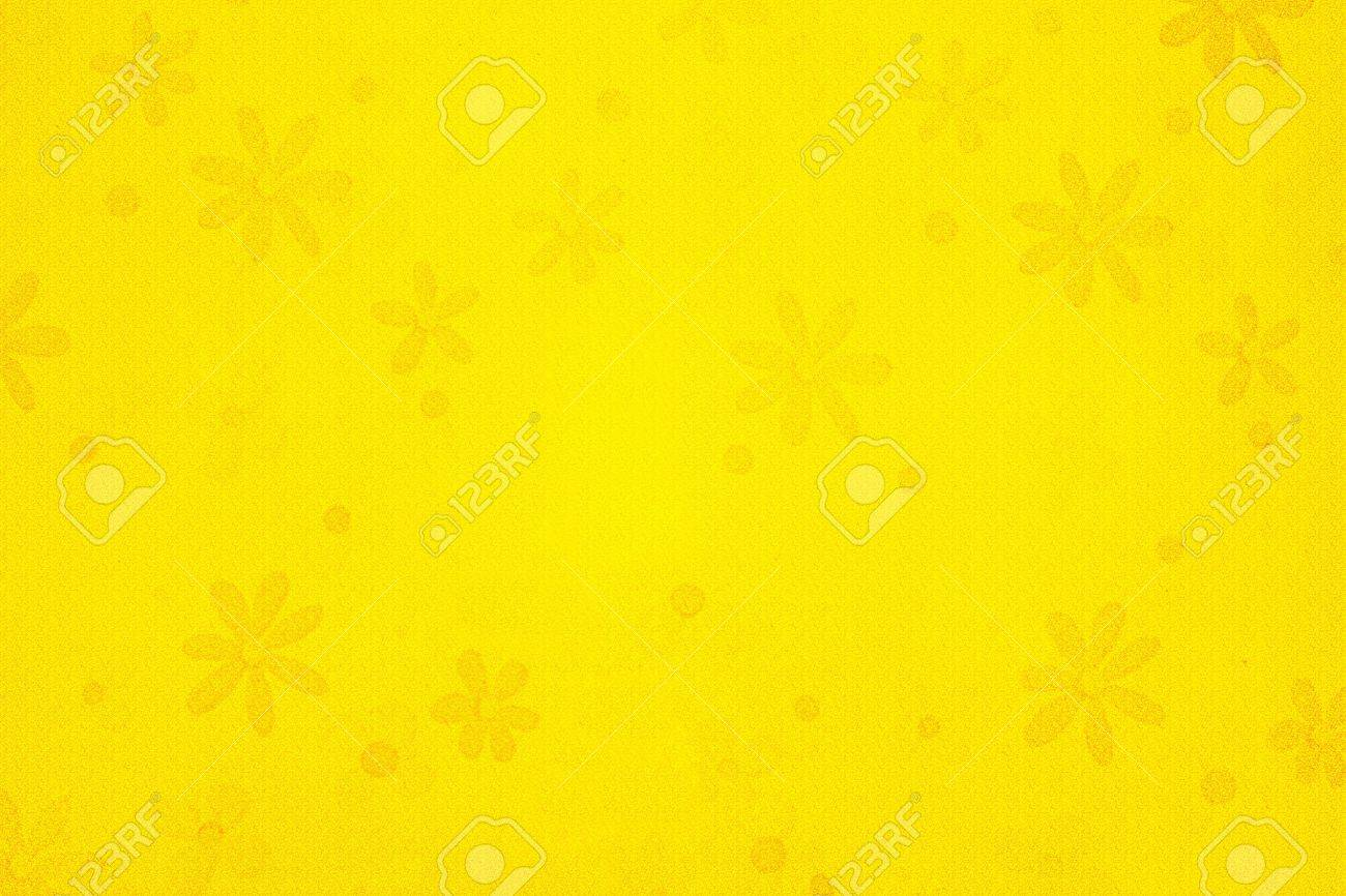 Neon Yellow Flower Background Stock Photo Picture And Royalty Free