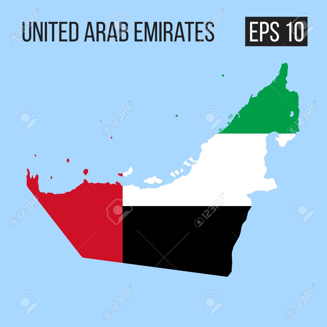 United Arab Emirates map border with flag on morocco map, sudan map, qatar map, emirates map, syria map, iraq map, yemen map, turkey map, israel map, maldives map, western sahara map, east timor map, philippines map, kabul map, cyprus map, united college map, sri lanka map, baghdad map, bahrain map, lebanon map,