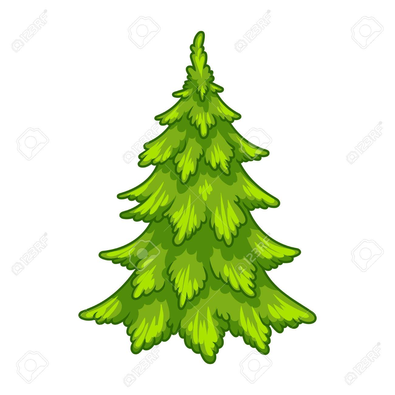 Christmas Tree Undecorated Fir On A White Background Royalty Free Cliparts Vectors And Stock Illustration Image 47120721 This tree is hollow inside. christmas tree undecorated fir on a white background