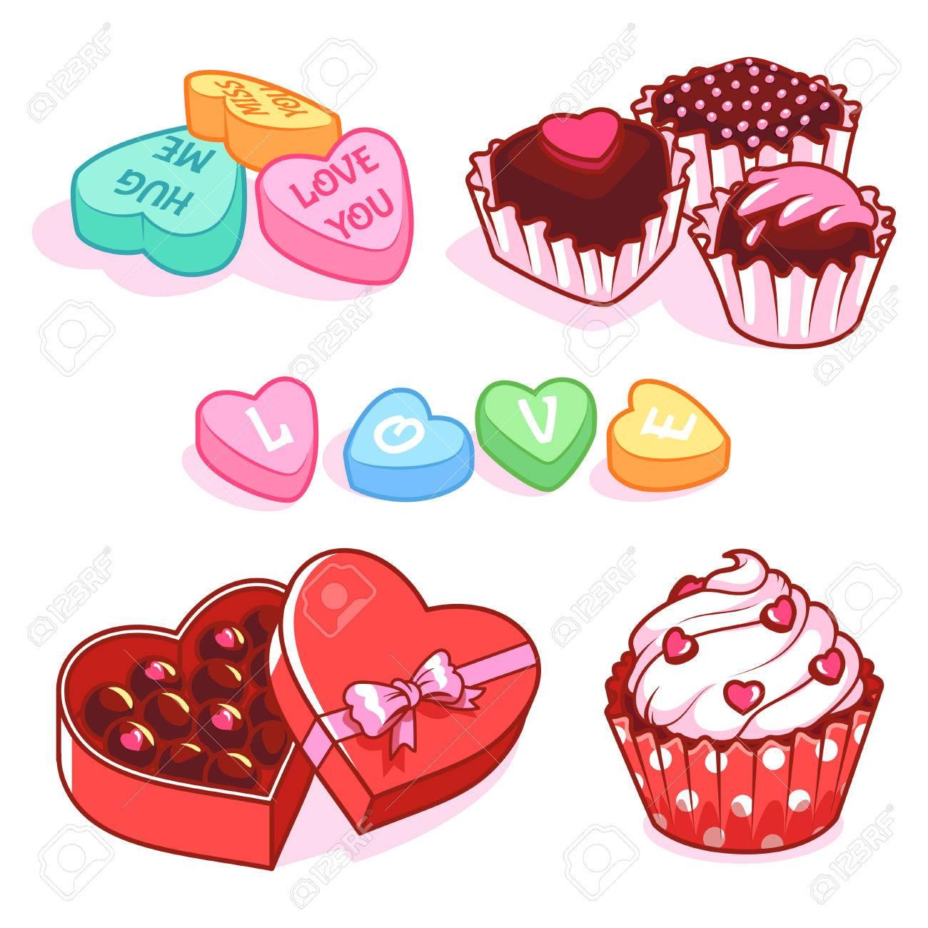 Sweets Clip Art