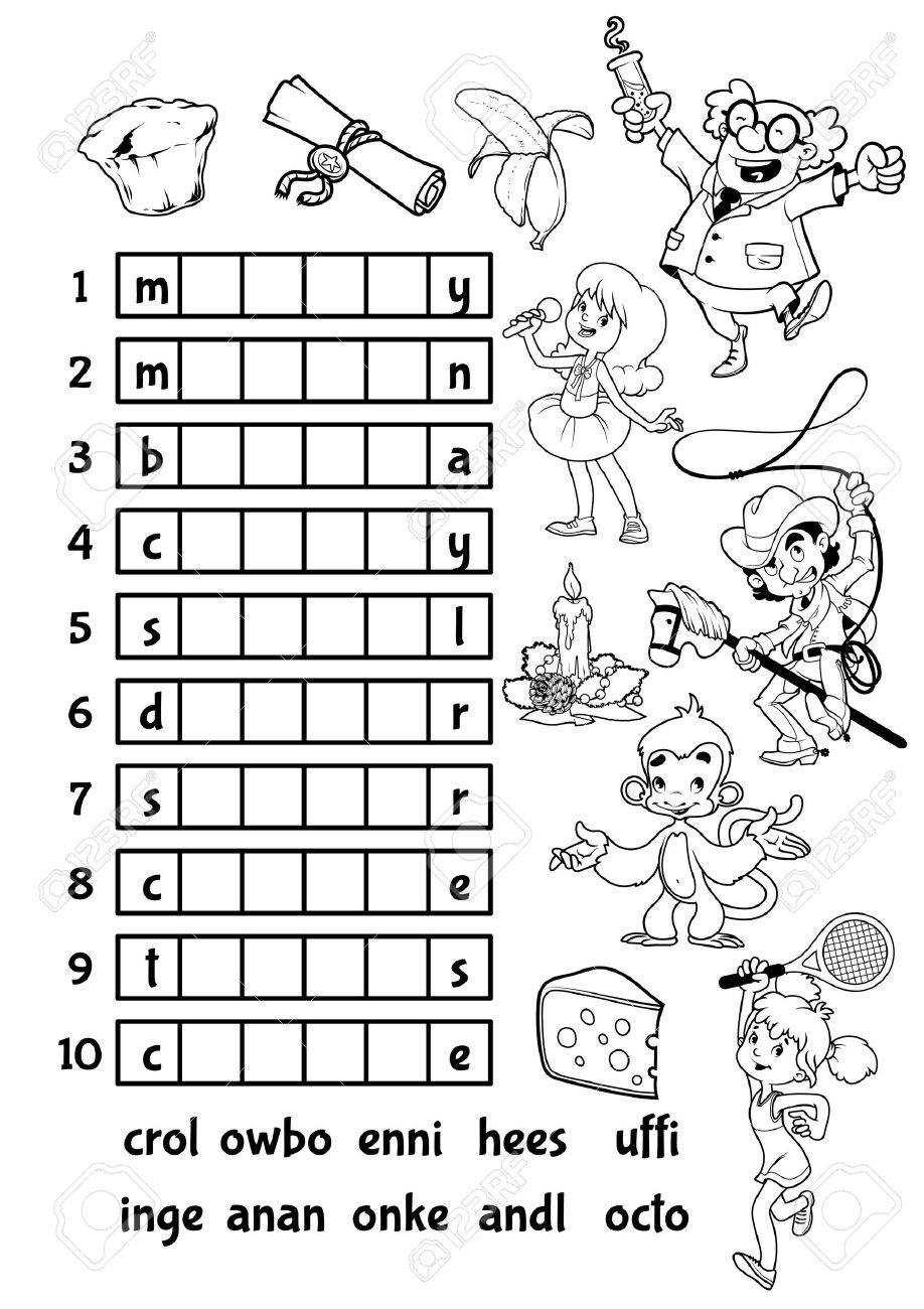 Contemporary Worksheets For Children Worksheet He With Shadow 1st ...