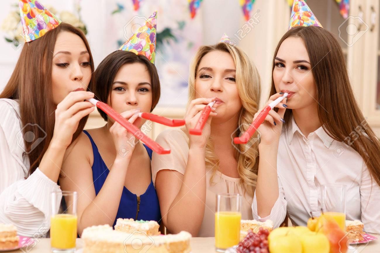 girls-party-hard-femdom-sissy-strapon