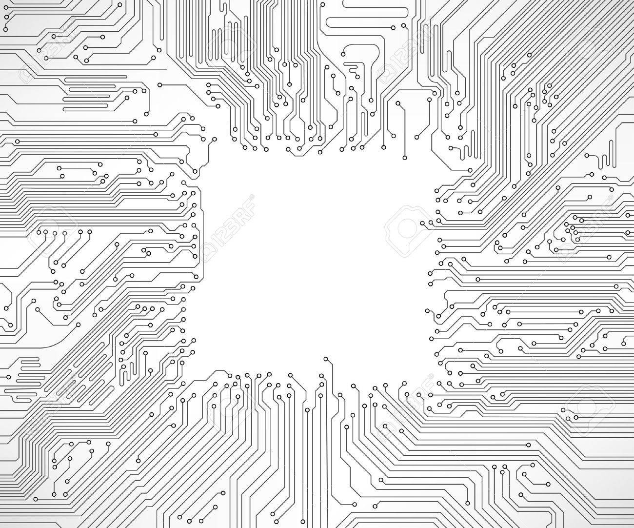 Circuit Board Background Royalty Free Cliparts, Vectors, And Stock ...