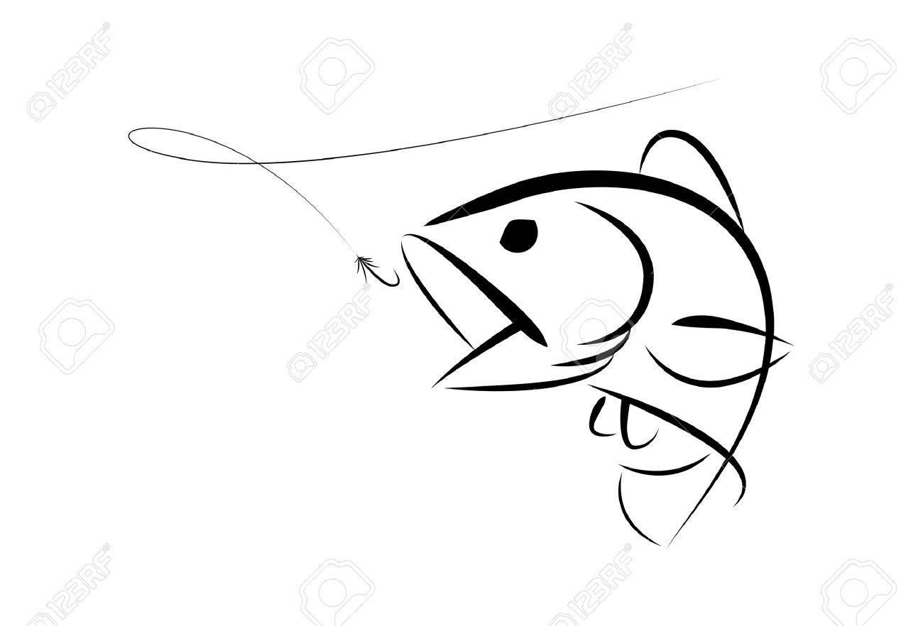 Graphic Fishing Bass - 50040528