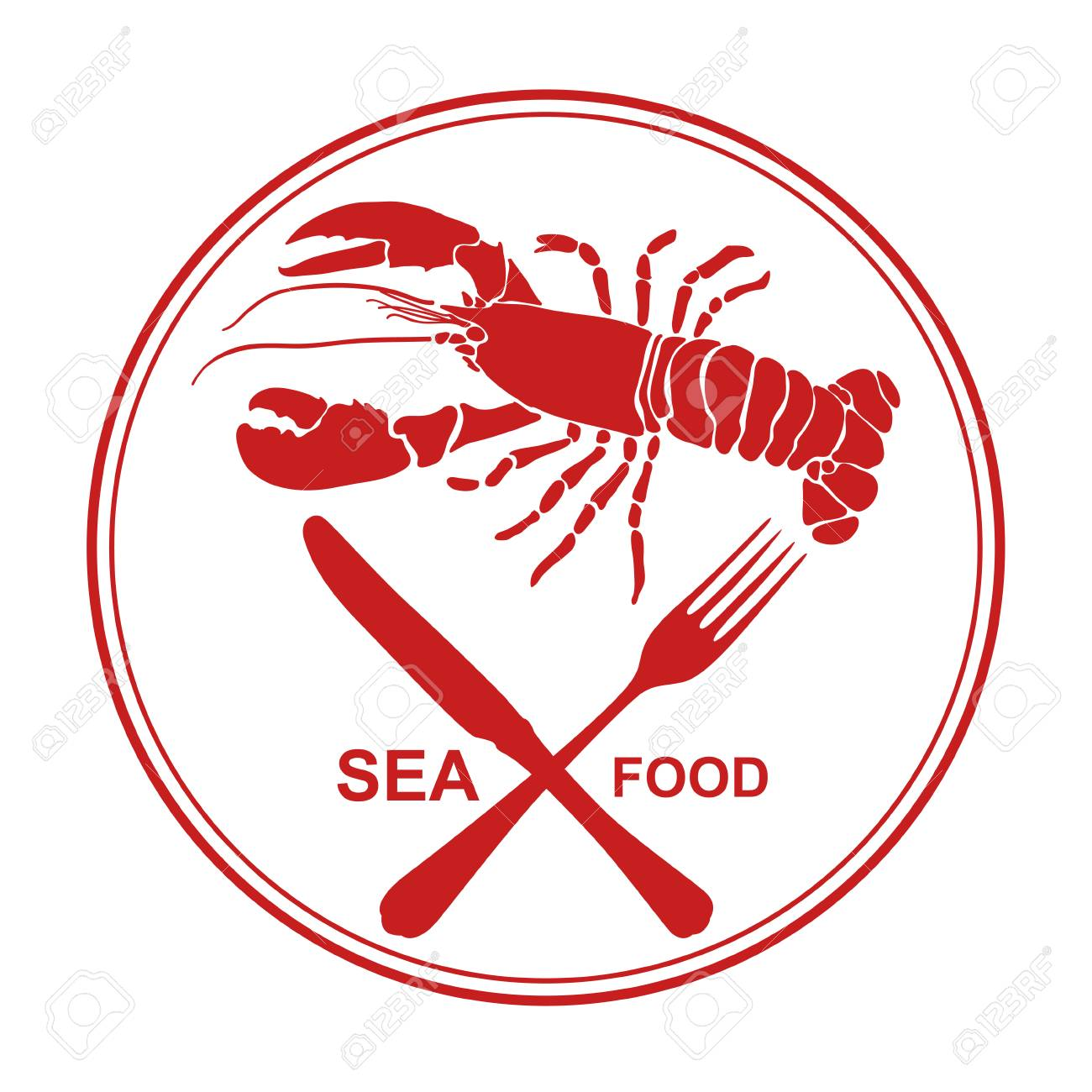 Red Lobster Royalty Free Cliparts Vectors And Stock Illustration