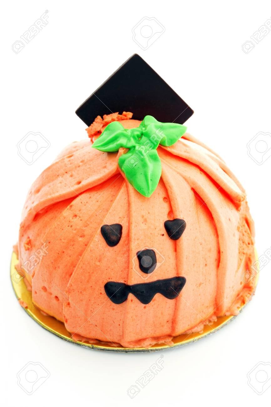 Halloween cake Stock Photo - 15818540